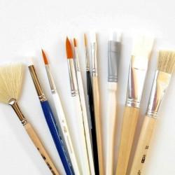 Inka-Gold Peinture coloris bleu acier SteelBlue pour multi-supports, Nouveauté 2018 !