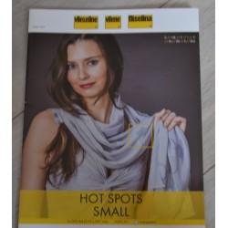 """Feuille de transfert à chaud """"Vlieseline Hot spots small"""", vendu à l'unité, 1 feuille A4"""