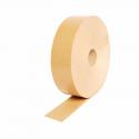 Ruban papier kraft gommé brun, pour cartonnage ou aquarelle