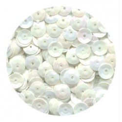 Sequins paillettes 6 mm...