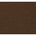 Coupon de feutrine marron foncé 20 X 30 CM X 4 MM (vendue à l'unité)