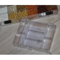 Boîte mini rangement perles...