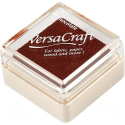 Encreur Mini  CHOCOLAT VersaCraft Multi supports