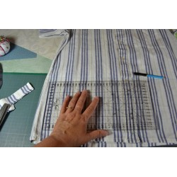 Règle outil couture & patchwork