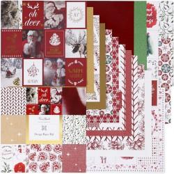 Bloc papier Scrap 36 Design...