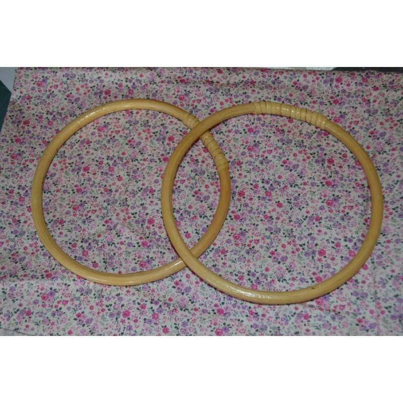 Tissu Liberty  fond rose/bordeau Coupon 1,10 m x 0.47 m