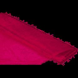 Organza fond Uni Vieux Rose ,  l: 145 cm, vendu par 50cm
