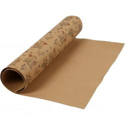 Papier épais imitation cuir...