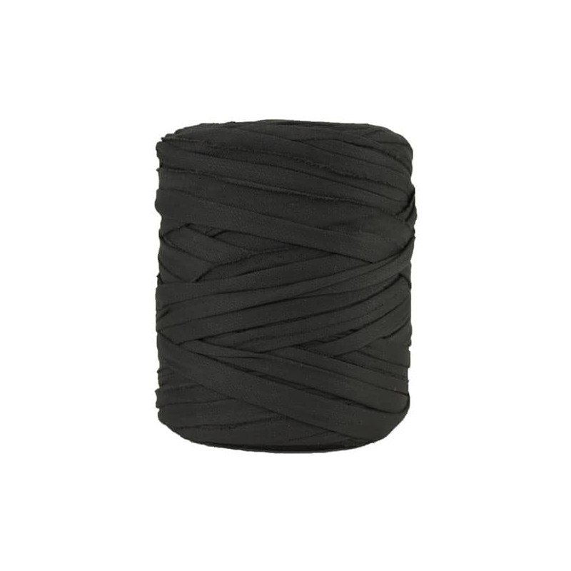 fil style traphilo/zpagetti noir vendu au mètre