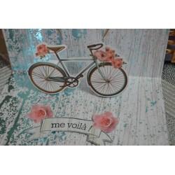 """Planche stickers """"Bonne Fête Maman"""" fond rose pour Carterie ou embellissements éphémères"""