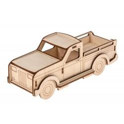 Camion de NOEL 3D...