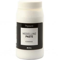 Modeling Paste pigment pâte de structure épaisse grumeleuse 500ml