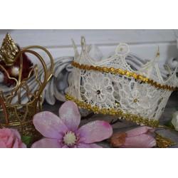 perles strass fleur plastique embellissement aspect précieux pour décorer