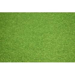 Plaque de Mousse thermoformable vert prairie effet Peluche 20x30 cm
