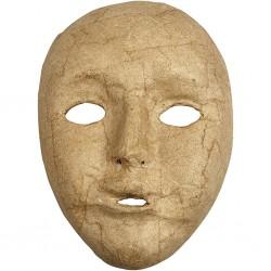 Masque visage VENISE papier...