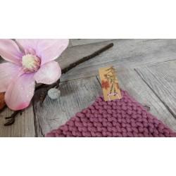 Aiguille à laine, L: 7 cm, Couleurs assorties, 5pièces