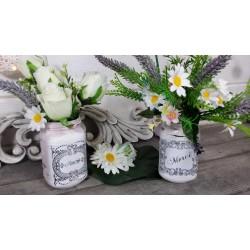 "Peinture Effet Craie Chalky ""Vintage Look"" Coloris Rose Antique 250ml"