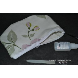 Fermeture éclair invisible Dentelle 22 cm Blanc vendu à l'unité