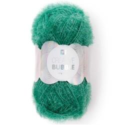 Fil à crochet/Tricot Creative laine Bubble Vert