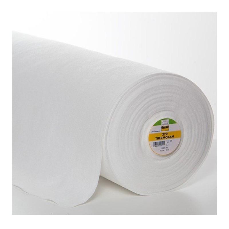 Vlieseline Isolant thermique 272 Thermolam Molleton - Par 10 cm