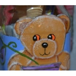"Peinture Acrylique FolkArt  Coloris marron clair ""teddy bearn tan"""