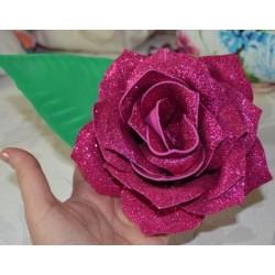 Moule pour thermoformage TENDENCIA  Fleurs : Rose Moyenne, lys Moyen, Jonquille, Poinsétia...