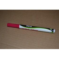 Feutre PEINTURE Acrylique Pointe fine Rouge (vendu à l'unité)