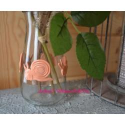 Rouleau Plastique pour étaler toutes les Pâtes à modeler (15 cm)