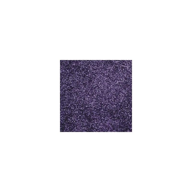 Poudre Pailletée extra fine, paillettes coloris Violine, Mauve bleuté, tube : 3 gr