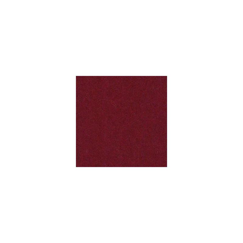 Coupon de feutrine Bordeaux 30 X 45 CM X 2 MM (vendue à l'unité)