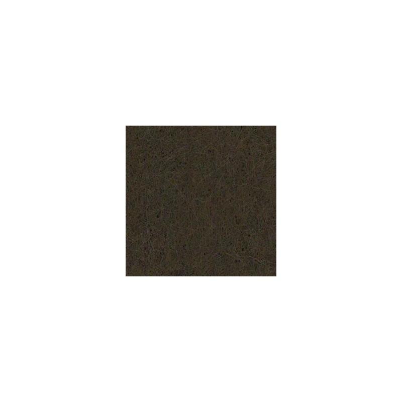 Coupon de feutrine Brun 30 X 45 CM X 2 MM (vendue à l'unité)