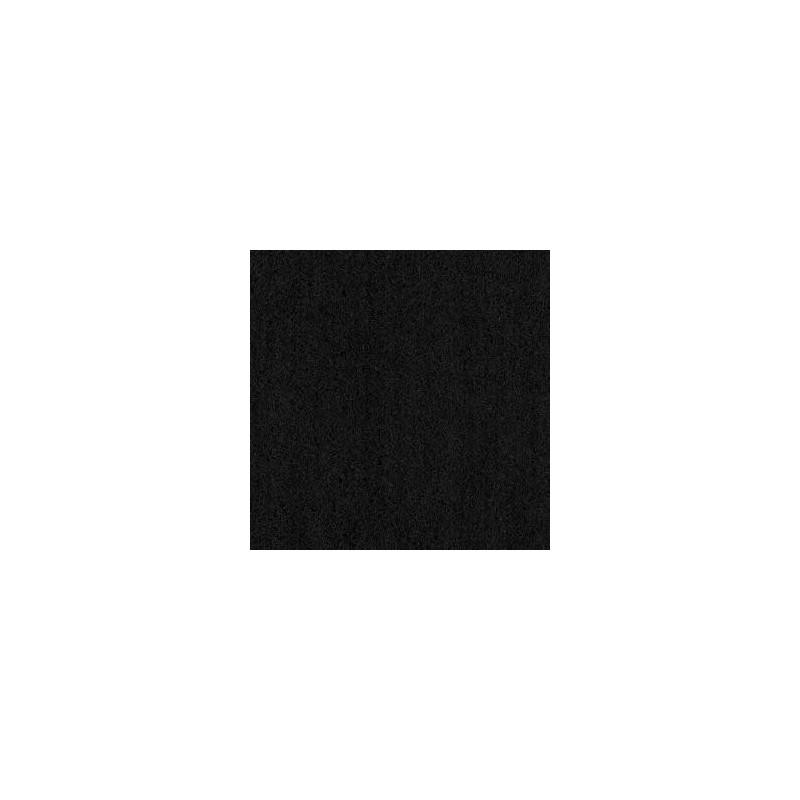 Coupon de feutrine Noir 30 X 45 CM X 2 MM (vendue à l'unité)