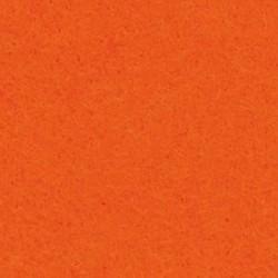 Coupon de feutrine Orange 30 X 45 CM X 2 MM (vendue à l'unité)