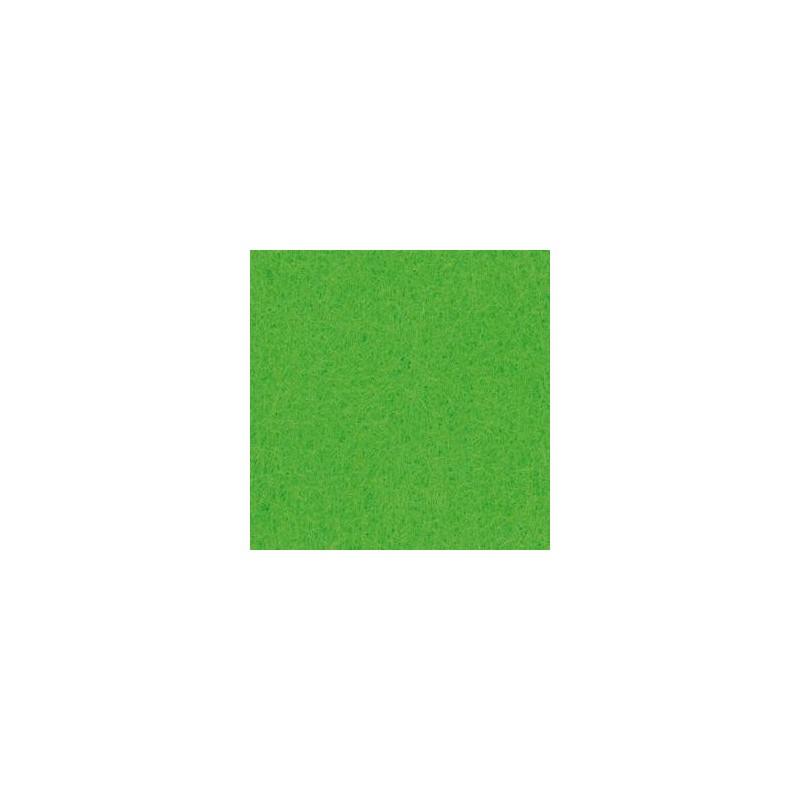 Coupon de feutrine Vert clair 30 X 45 CM X 2 MM (vendue à l'unité)
