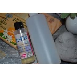 Flacon vide plastique  100 ml pour mélange et conservation de couleurs de peinture