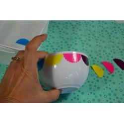 Perforatrice (S) petit modèle découpe renne  motif 1.5 cm