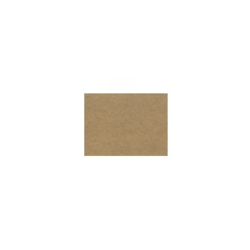 Plaque Médium 40 x 50 cm pour support technique du 3D ou support à peindre