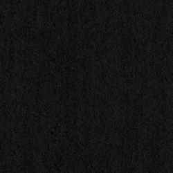 Coupon de feutrine Noir 20 X 30 CM X 4 MM (vendue à l'unité)