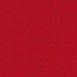 Coupon de feutrine Rouge 20 X 30 CM x 4 MM (vendue à l'unité)