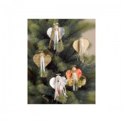 Dessous Verres Carré Support à décorer Carton (sachet de 10 pièces)
