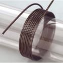 Fil aluminium Ø  2mm diamètre Noir
