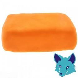 Porcelaine Froide Fox orange, pâte séchant à l'air, pain de 250 gr