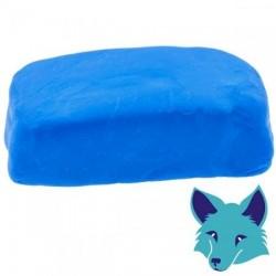 Porcelaine Froide Fox Bleu cobalt, pâte séchant à l'air, pain de 250 gr