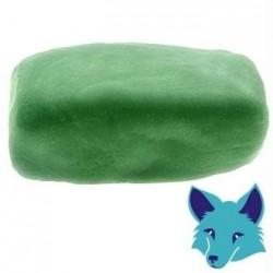 Porcelaine Froide Fox Vert foncé, pâte séchant à l'air, pain de 250 gr