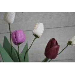 "Moule Thikas pour thermoformage ""Orquidéas""   forme Fleurs TULIPES/ORCHIDEES"