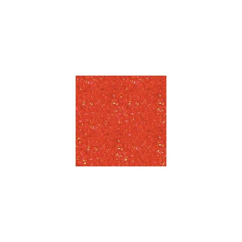 Poudre Pailletée extra fine, paillettes coloris Rouge, tube : 3 gr