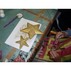Peinture Acrylique FolkArt  Coloris effet Or 59ml