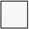"""Papier Scrap à pois Feuille  à l'unité Blanc """"Day Lily""""   30,5 x 30,5 cm"""