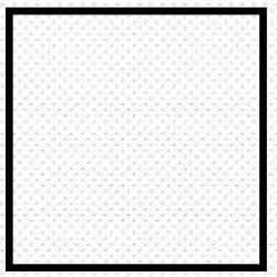 """Papier à pois Feuille  à l'unité Blanc """"Day Lily""""   30,5 x 30,5 cm"""