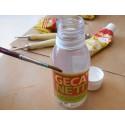 Diluant vernis nettoyage tous pinceaux de vernissage , flacon 125 ml